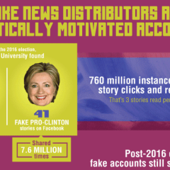 How to spot fake social media accounts [Infographic]