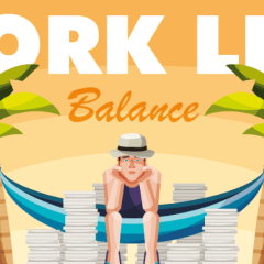Restoring the delicate work life balance [Infographic]