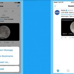 Twitter finally rolls its Bookmarks feature