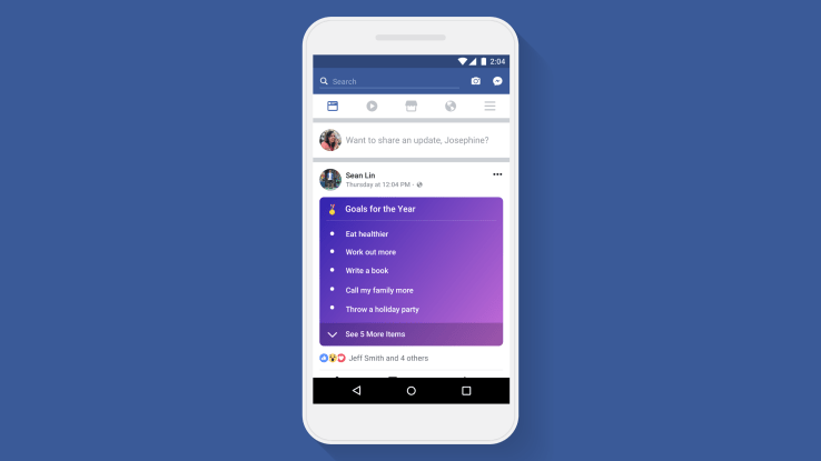 Facebook Launched A New Feature To Encourage Users To Post More Personal Information