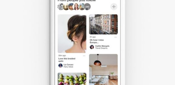 Pinterest's new feed will show pins from people you follow