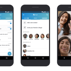 Skype unveils lighter version of its app for Android