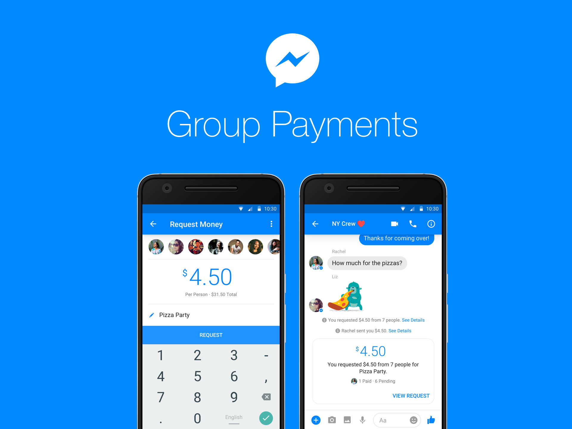 Facebook reportedly beta testing payments feature in India in its Messenger app