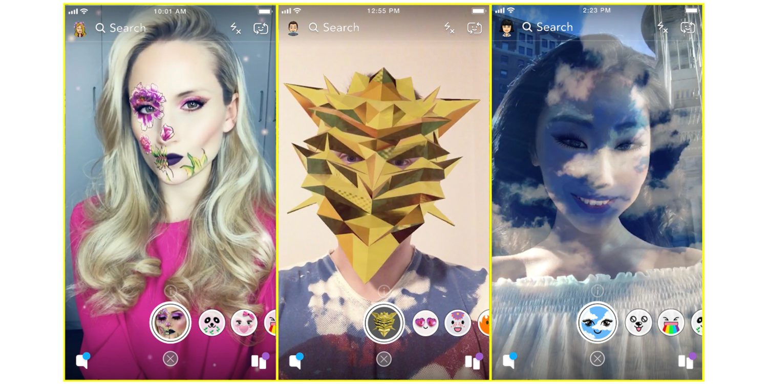 Snapchat Integrates Shopping Ads Into AR Lenses