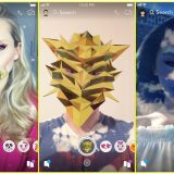 Snapchat users can now build their very own face filters