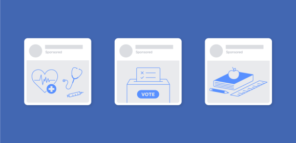 Facebook starts labeling political ads to prevent Russia from meddling with US voters