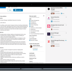 "LinkedIn rolls out ""How you Match"" tool for job seekers"