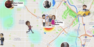 Snapchat rolls out Send and Request location feature that won't cause privacy issues