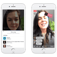 Facebook announces new ways to add music to your posts