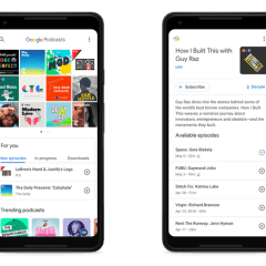 Google Podcast is rolling out Cast support in latest update