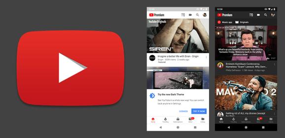 YouTube Dark Mode for mobile is finally here