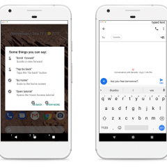 Google's new Voice Access app allows you to use Android hands-free