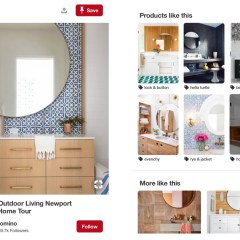 Pinterest is making shopping easier with product recommendations