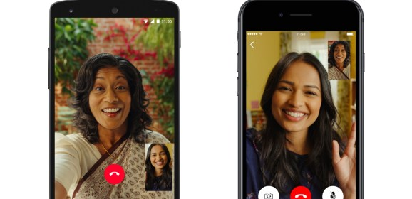 WhatsApp fixed bug that made the app vulnerable during incoming video calls
