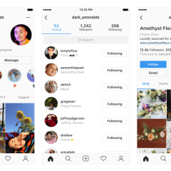 Instagram says changes are coming to your profile design