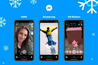 Facebook adds more camera modes to Messenger—Boomerang and Selfie