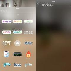 Instagram is trialing donation sticker in Stories