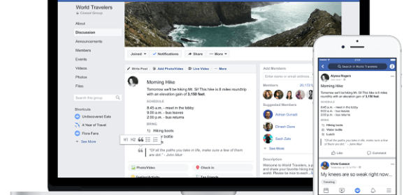 Facebook Groups get new admin tools to boost user engagement