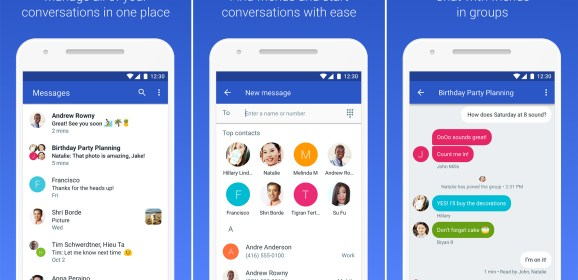 Google Messages to get Google Assistant integration soon