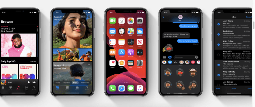 Apple Breaks Up iTunes into Three Desktop Apps and the Latest iOS 13 Features