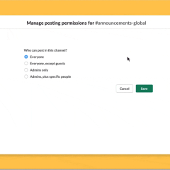 Slack creates new communication channel for large organizations