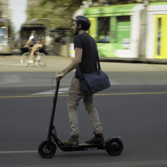 How Social Media Helped Boost an Electric Scooter Startup on Kickstarter