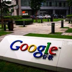 Coronavirus—Google offices in China, Hong Kong and Taiwan temporarily closed