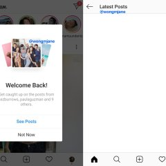 "Instagram is testing ""Latest Post""—something similar to Chronological feed"