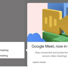 Google integrates Meet videoconferencing into Gmail