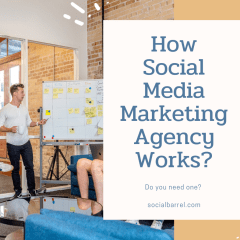 How Social Media Marketing Agency Works?