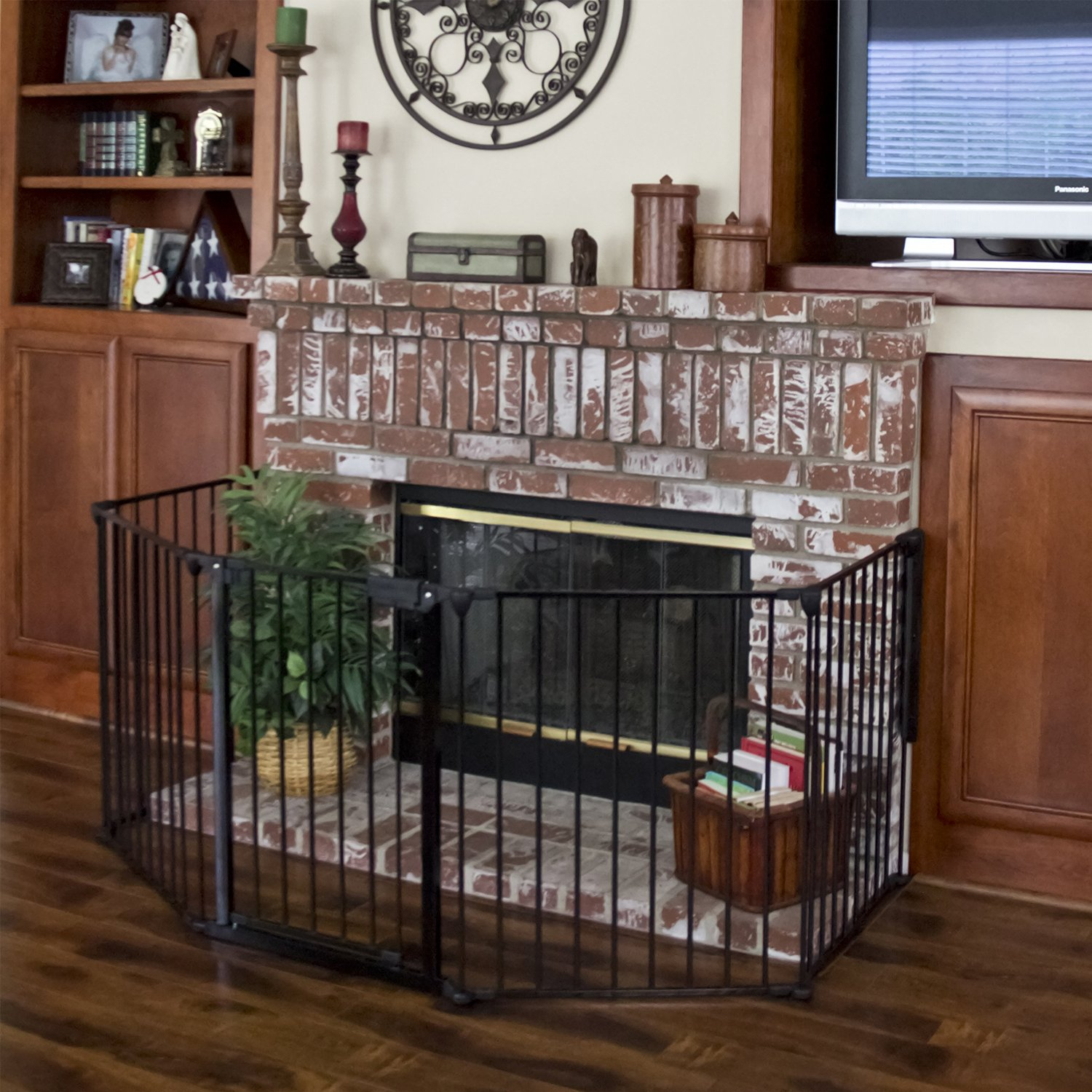 Child Proof Your Fireplace