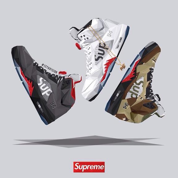 Supreme-x-Air-Jordan-5-cover