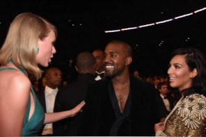 The drama +Kanye West_Taylor Swift