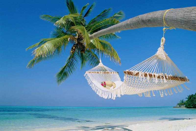 tropical-island-beach-hammock-social-magazine