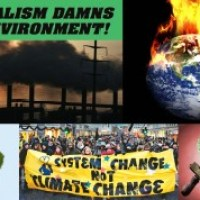 Socialism, Capitalism and the Environment