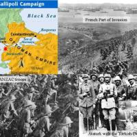 Gallipoli 1915: When 120,000 Men Died and 250,000 were Wounded for Colonial Plunder