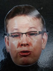 The much admired and respected Michael Gove