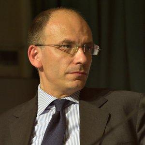 Enrico Letta - member of Bilderberg group and Italian prime minister