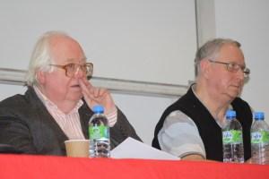 Ian Birchall and Alan Thornett
