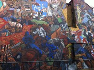 Cable Street 80th Anniversary @ Altab Ali Park | London | England | United Kingdom