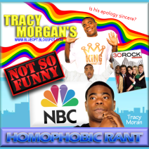 Tracy Morgan's Homophobic Rant