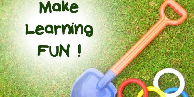 Make Learning Fun - Education through Social Media