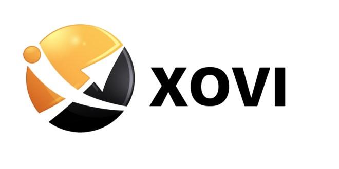 Logo der Firma Xovi