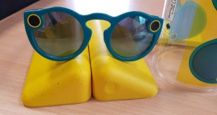 Snapchat-Brille: Spectacles