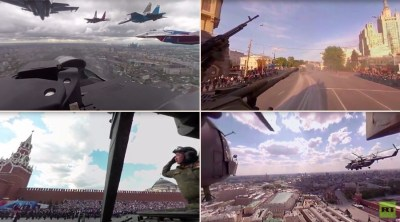 #DigitalVDay in 360: Experience WWII victory celebrations