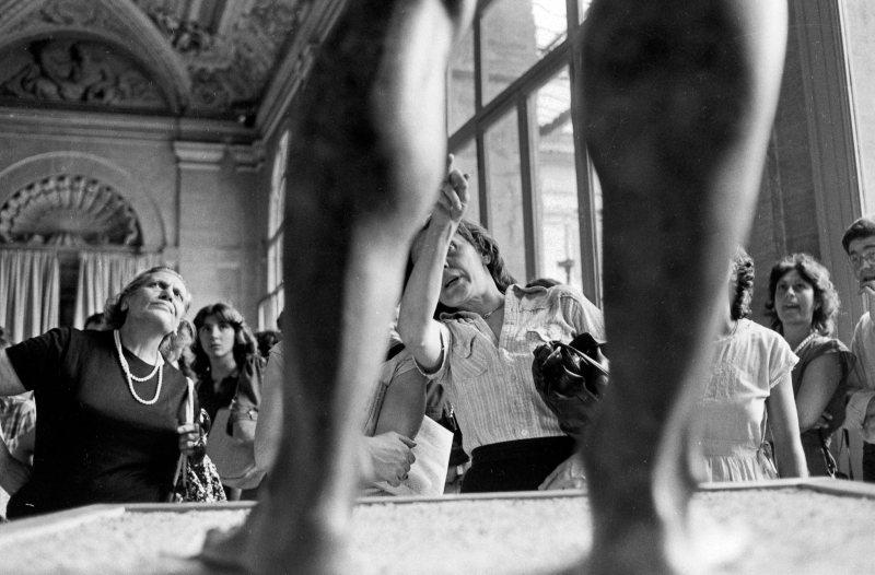I bronzi di Riace al Quirinale, 01/07/1981