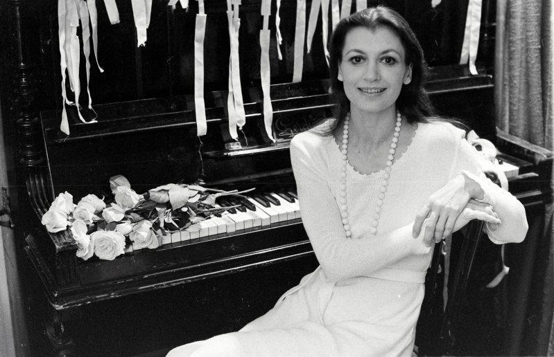 Carla Fracci, Roma, 28/05/1980