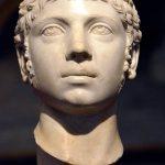 27/01/2015 Roma. La mostra ' L'Età dell'Angoscia - Da Commodoi a Diocleziano ' ai Musei Capitolini fino al 4 ottobre 2015. Elagabalo, 220-221 d.C.