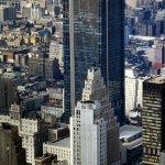 Veduta di Manhattan dall'Empire State Building