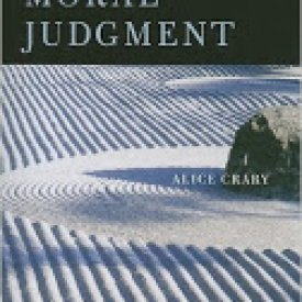 Alice Crary (2007) — Beyond Moral Judgment